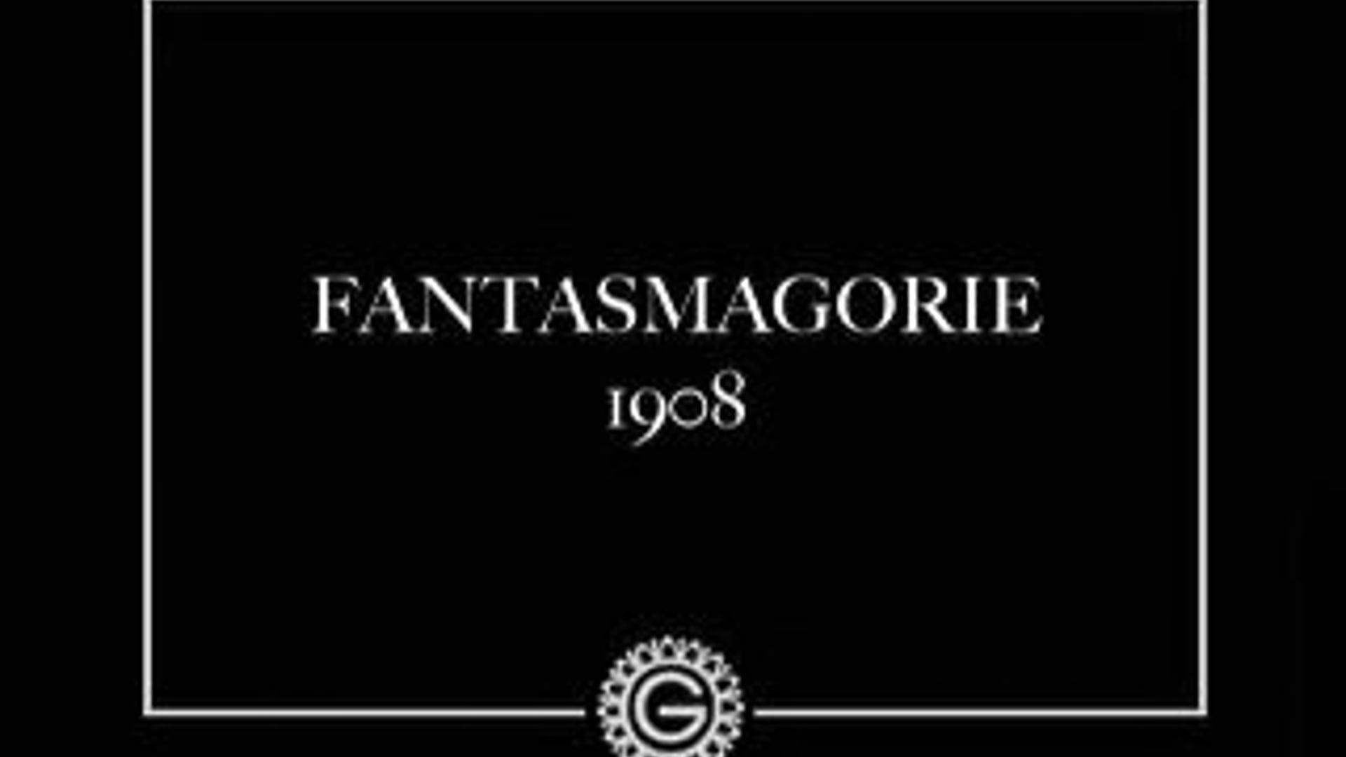 FANTASMAGORIE (1908)