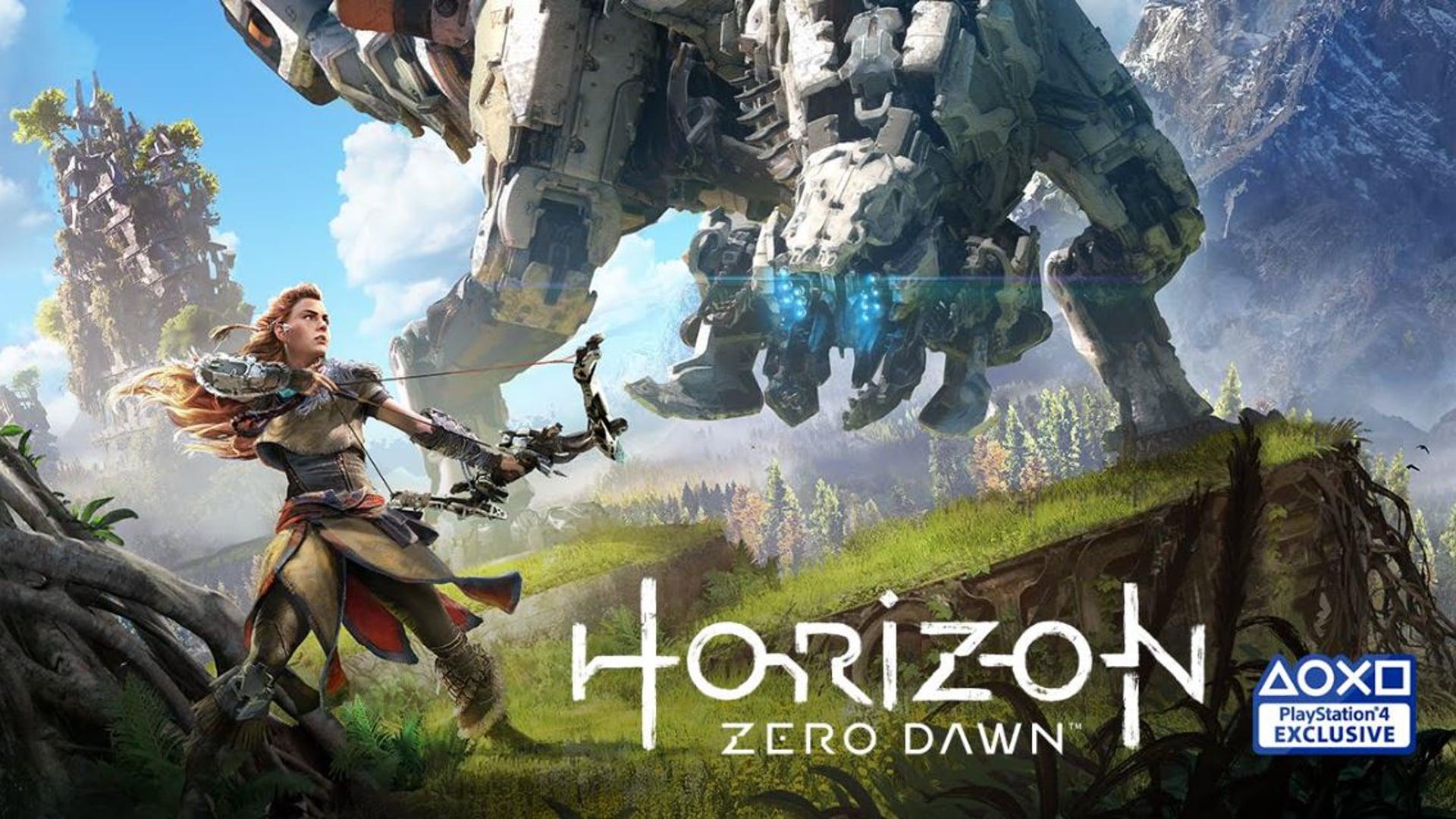 Horizon Zero Dawn - Redesign