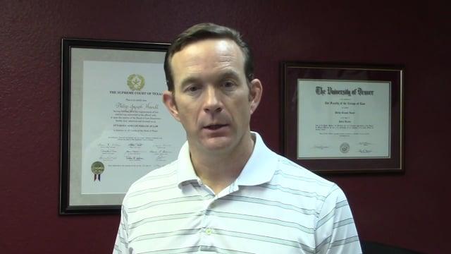 Red Oak Route Update - Attorney Philip Hundl