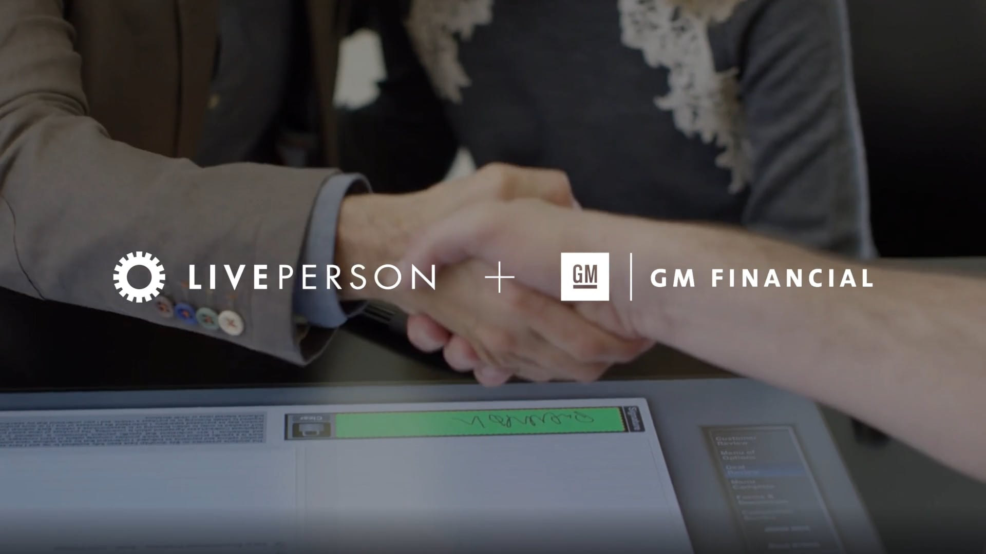GM Financial x LivePerson