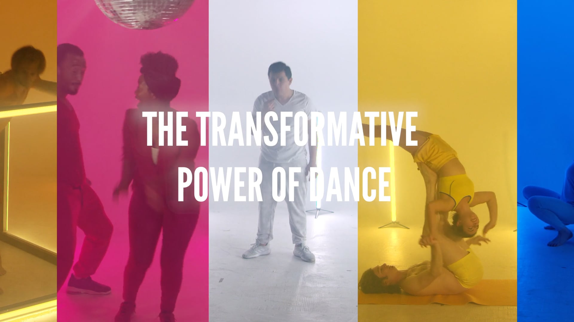 Pones: The Transformative Power of Dance