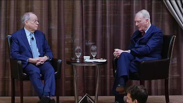 A Conversation with Arthur W. Rovine with the Honorable Charles N. Brower