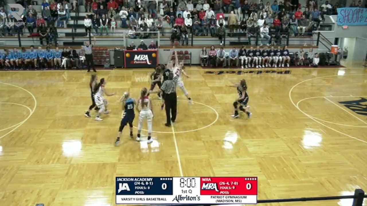 Varsity Girls Basketball-2020-Feb-7-MRA