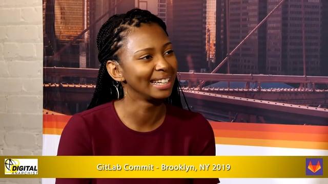 Jasmine James, Delta Airlines | GitLab Commit Brooklyn 2019
