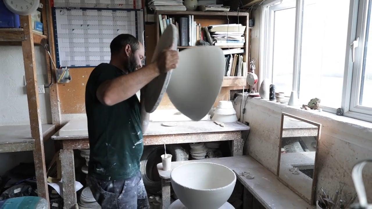 Ceramic Review: Masterclass with Adam Buick