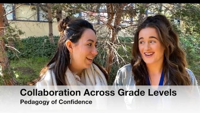 National Urban Alliance - Redwood City School District - Roosevelt School - Katy Soares & Gabby Eaton