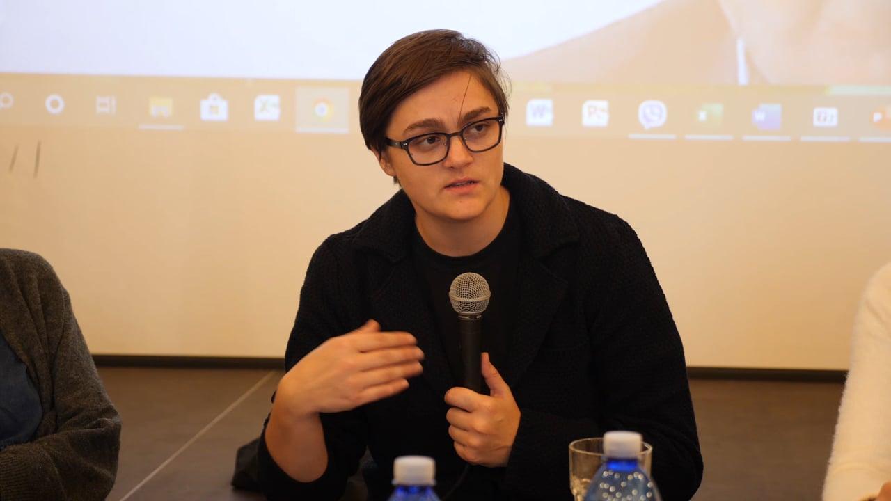 Breaking free: Ajna Jusic a Reggio Emilia Shaping fair cities