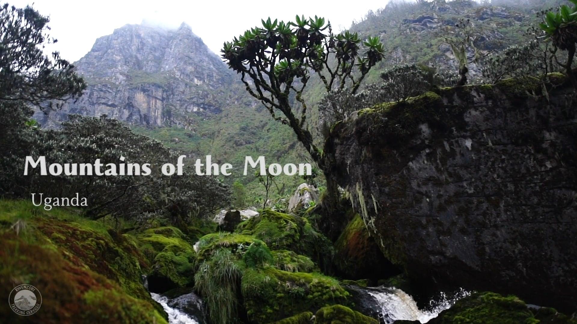 Rwenzori Mountains of the Moon Documentary