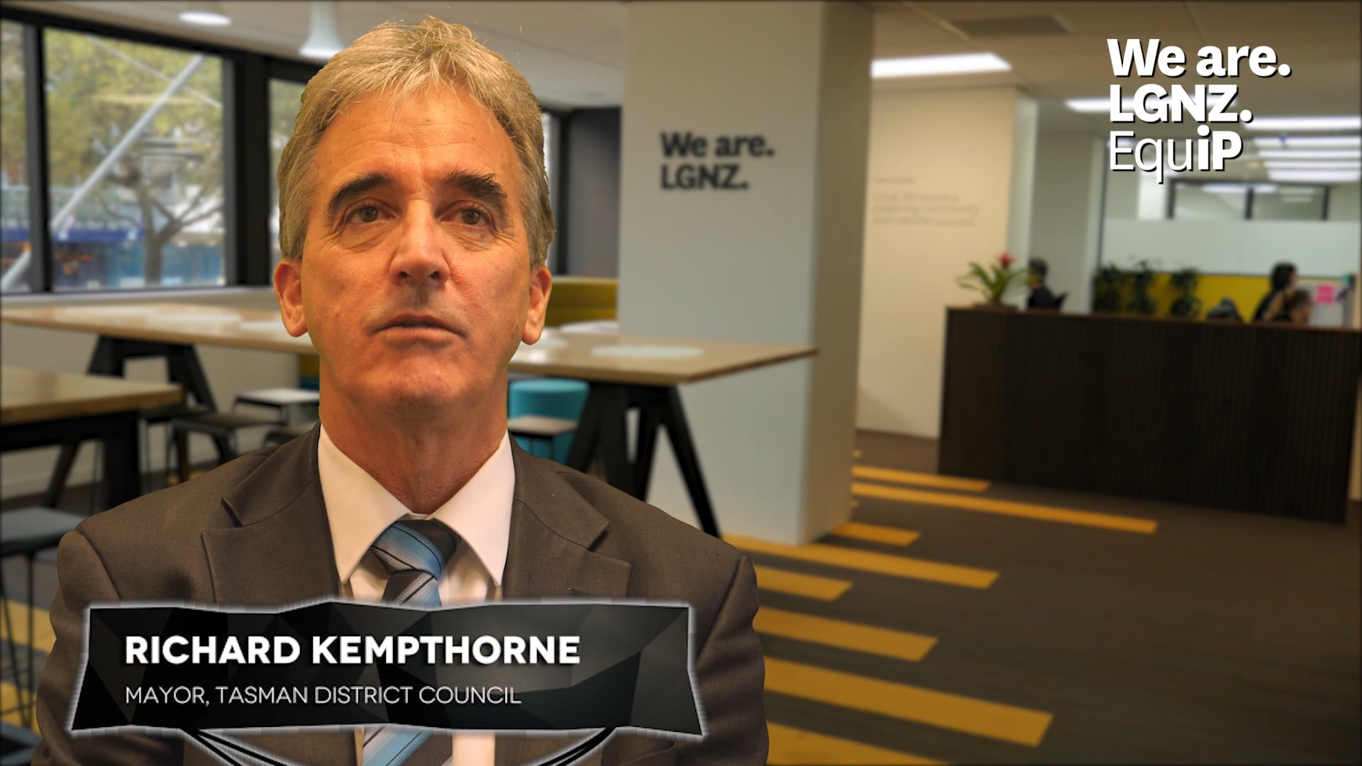 What are the benefits of professional development for elected members - Richard Kempthorne
