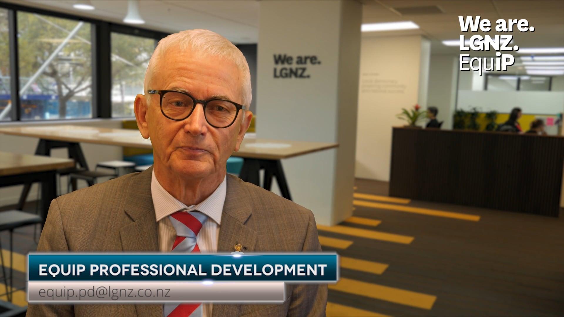 Benefits of Professional Development - David Ayers