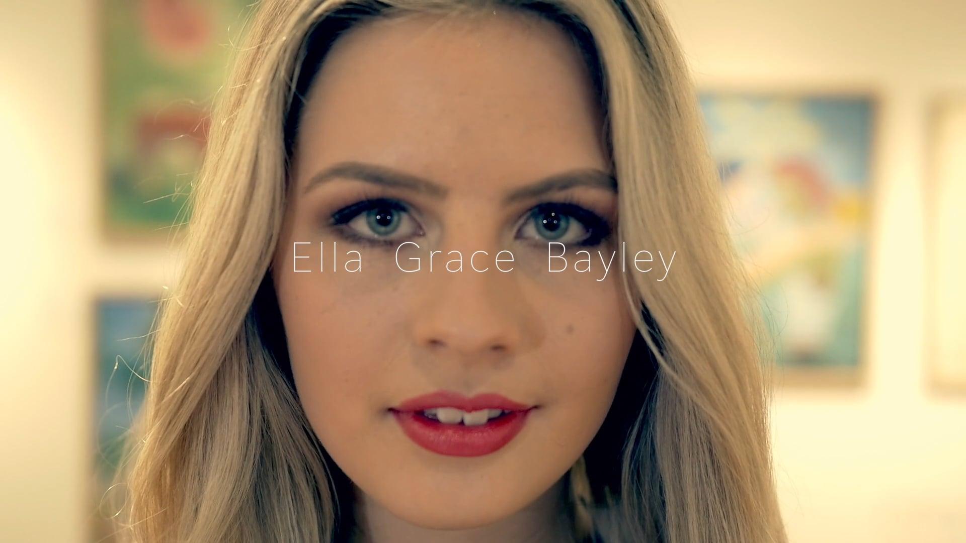 Ella Grace Bayley - Showreel