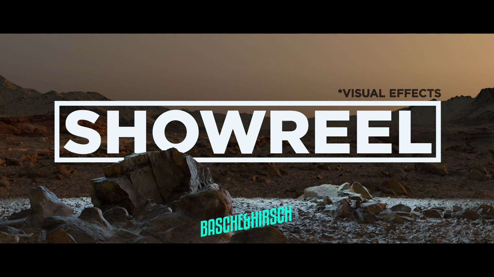Showreel BascheHirsch VFX