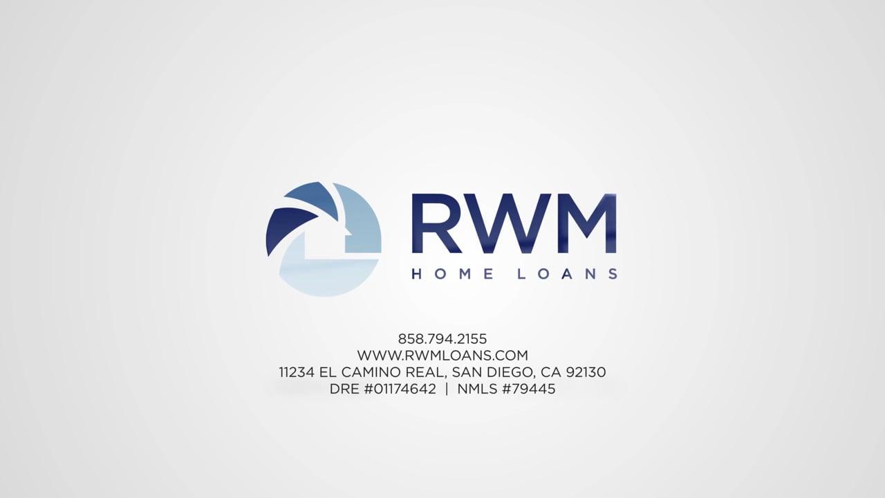 RWM Home Loans Brand Video