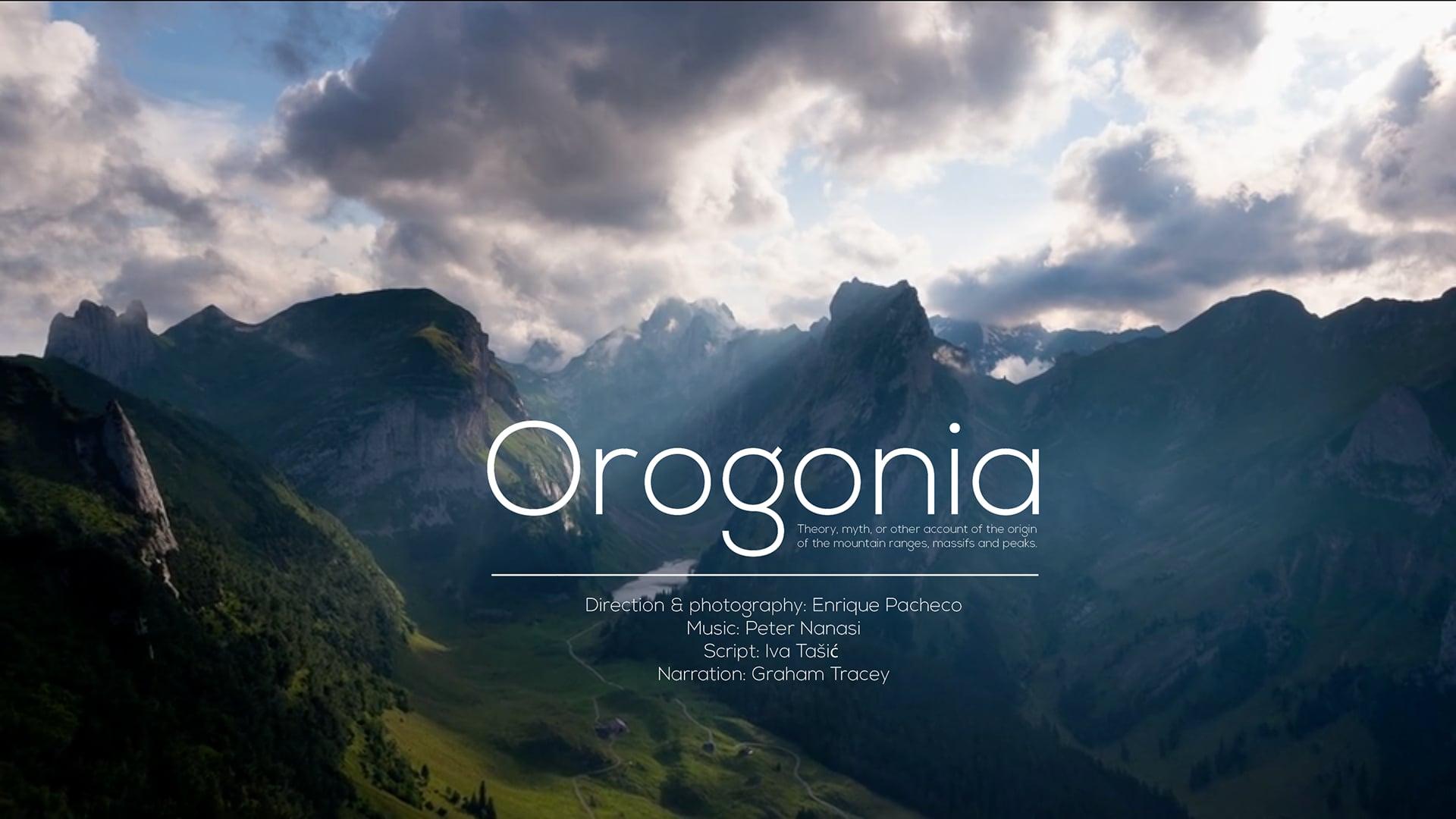 Orogonia