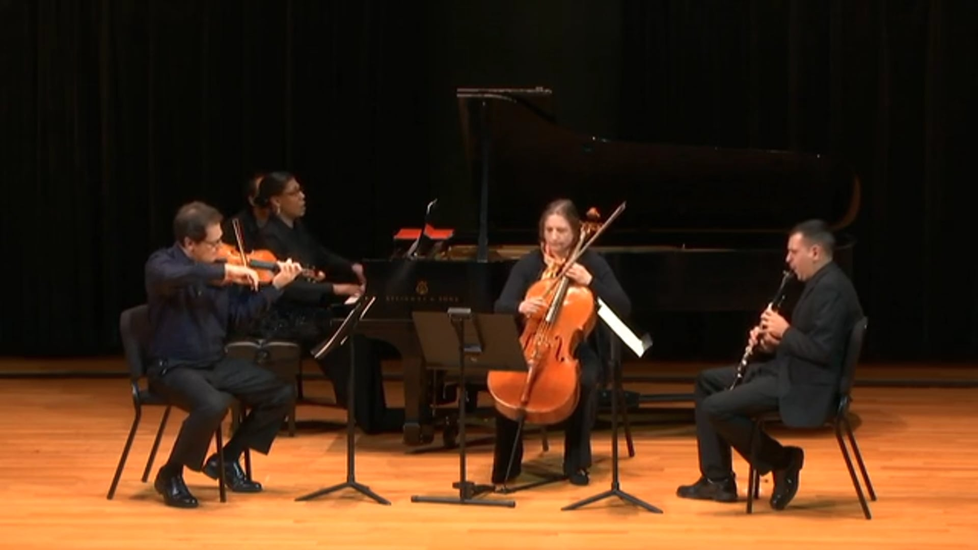 Montage Music: Live at University of Delaware