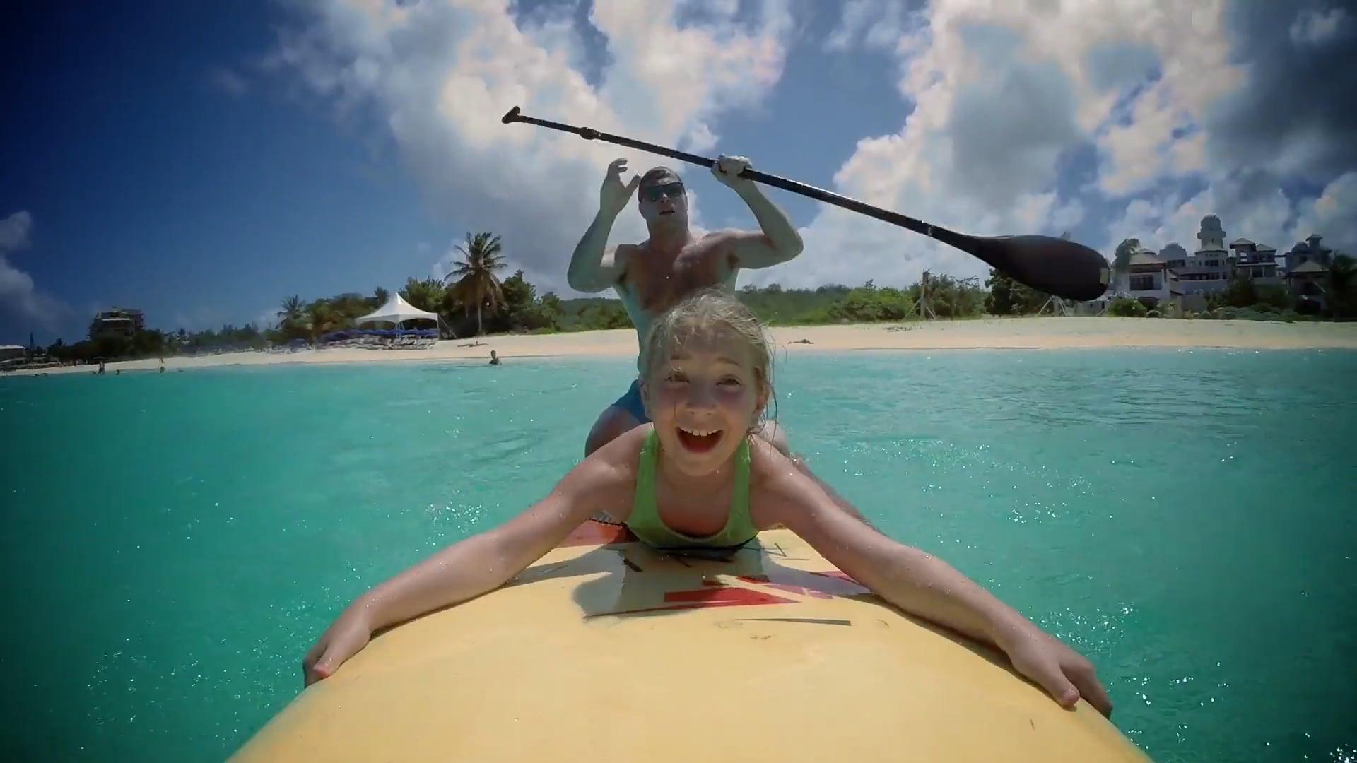 """Luxury Retreats """"Adventure"""" (15 sec youtube ad)"""