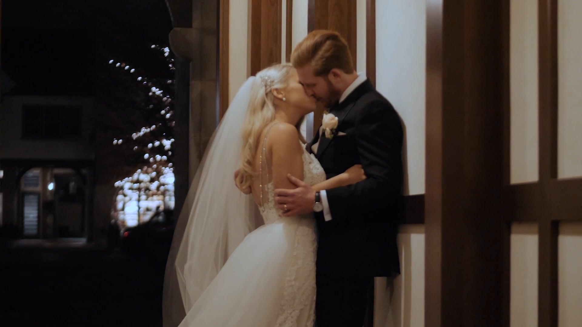 Jennifer + Dennis   Wedding Day Highlights   12-20-2019   Deer Path Inn, Lake Forest, IL
