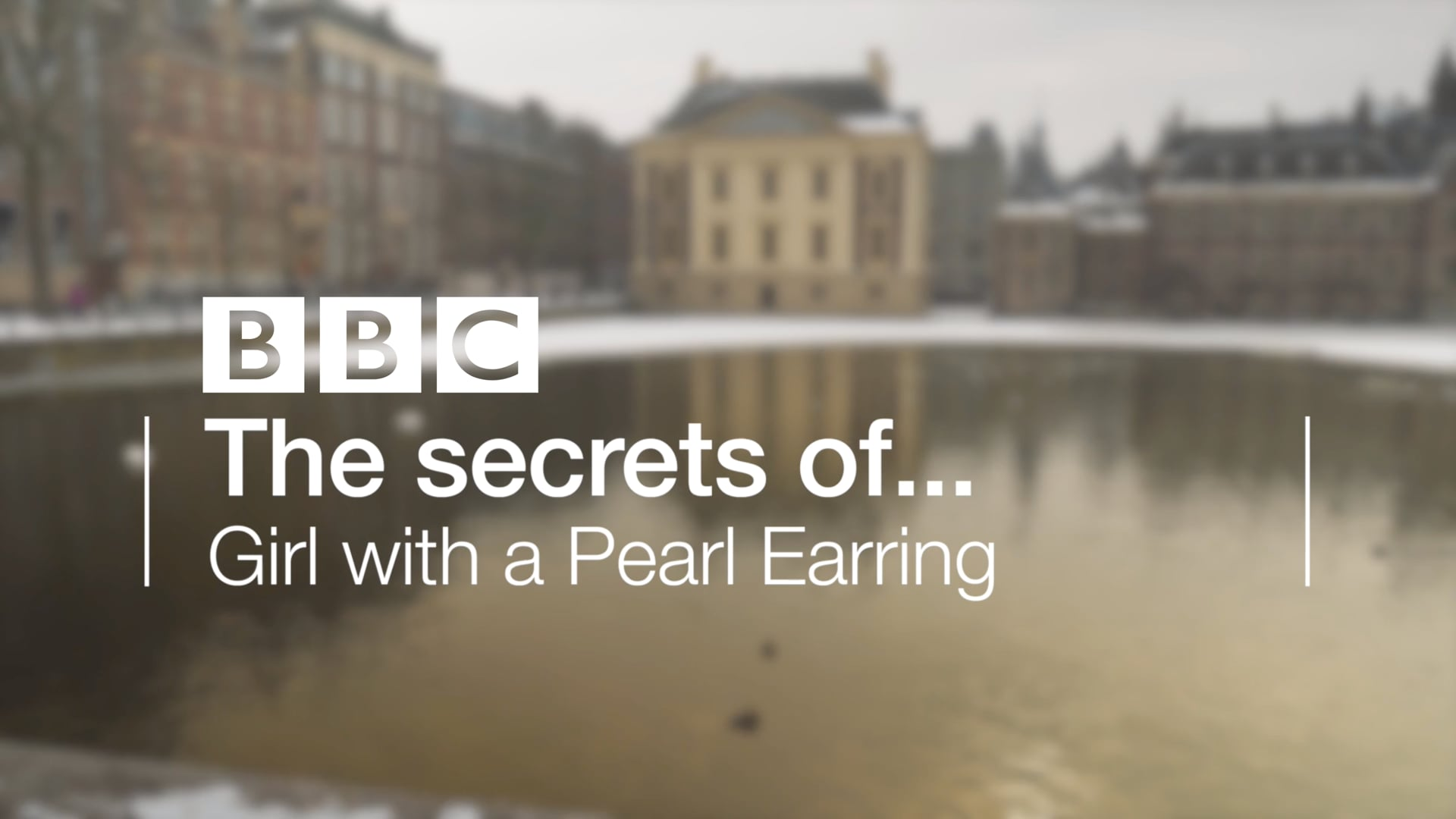 BBC - The Secrets of...Girl with a Pearl Earring