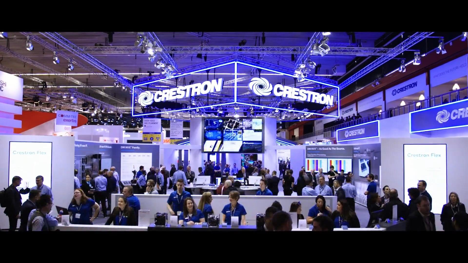 Life and Tech Intégrateur Crestron