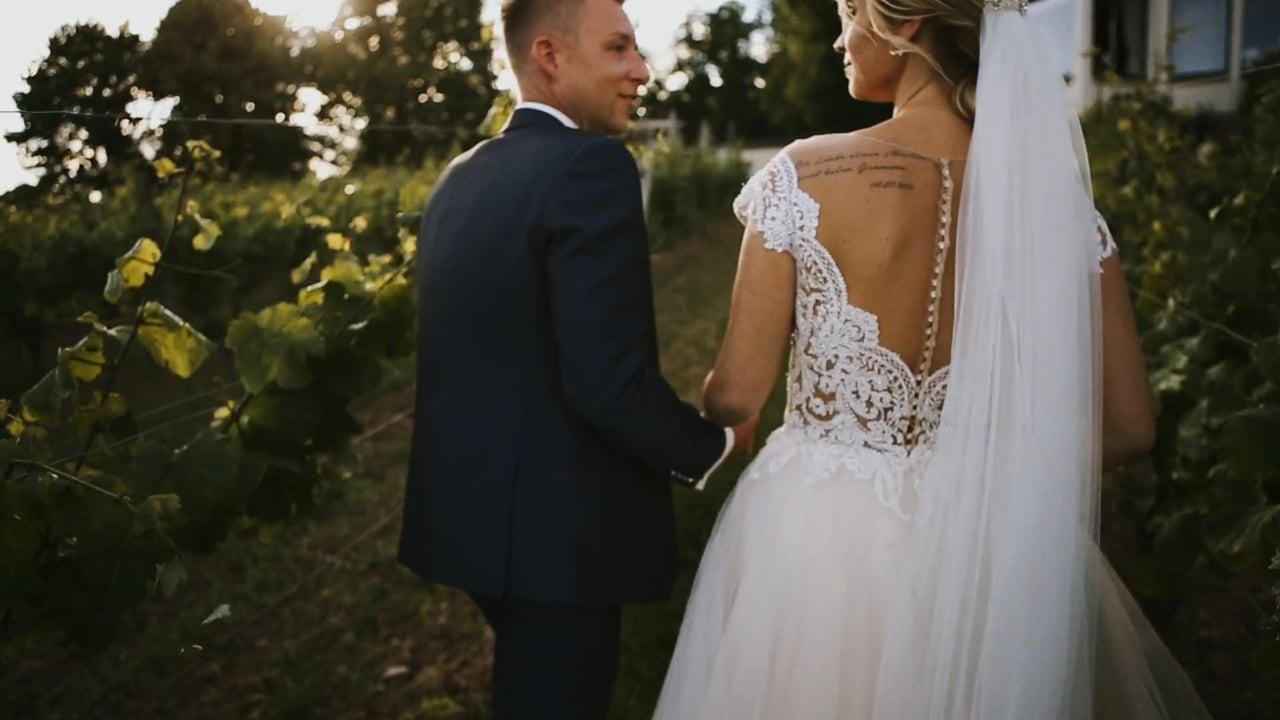 Jennifer + Thomas - Hochzeit auf Burg Schwarzenstein