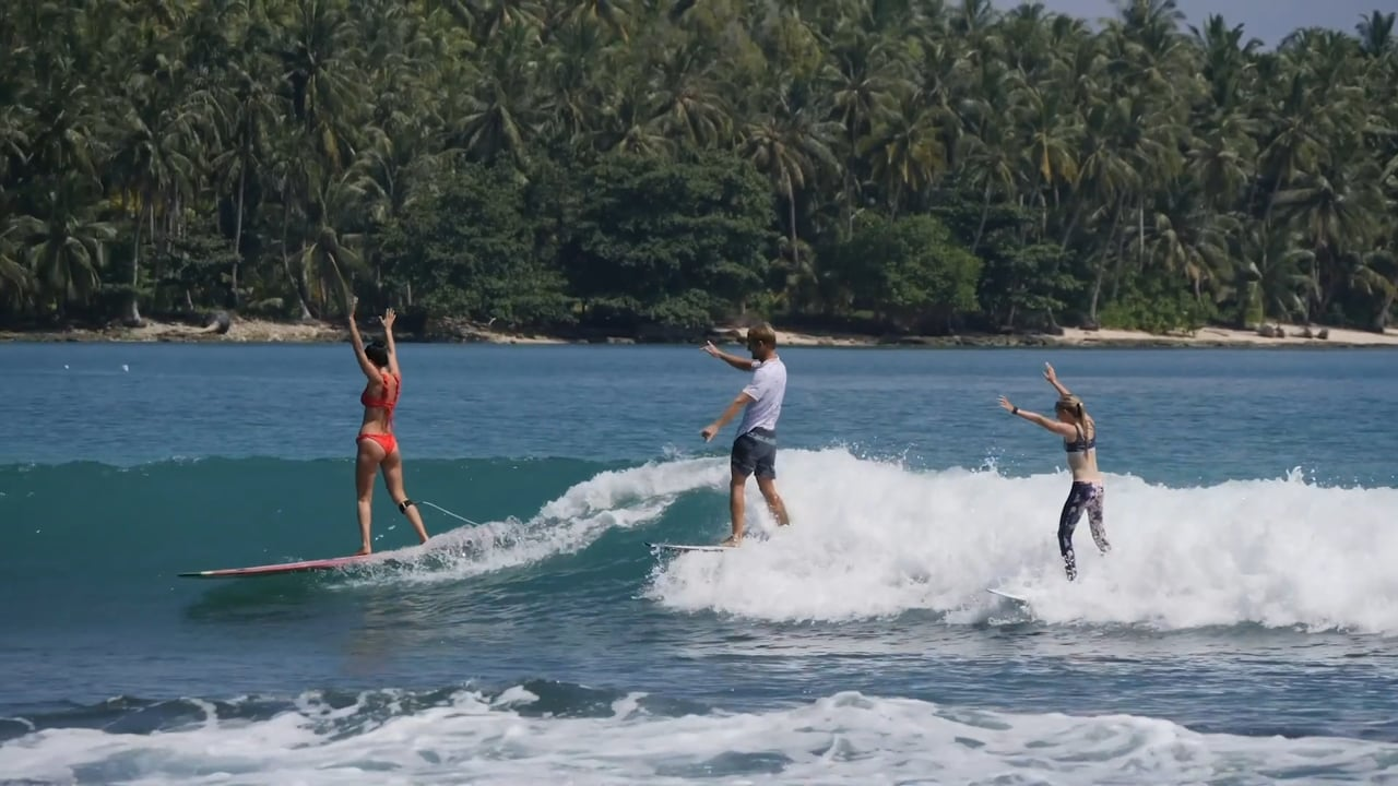 Surfing with Family Pro Tutorial Videos