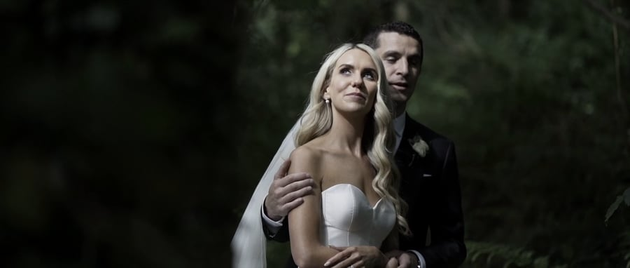 Maryborough Hotel wedding film