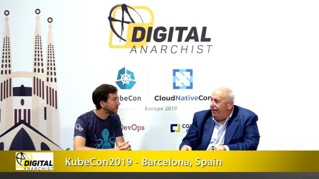 Loris Degioanni, Sysdig | KubeCon + CloudnNativeCon Barcelona 2019