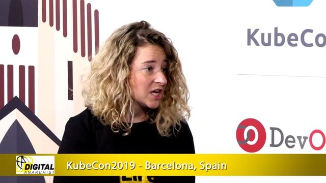 Shiri Ivtsan, WhiteSource | KubeCon + CloudNativeCon Barcelona 2019