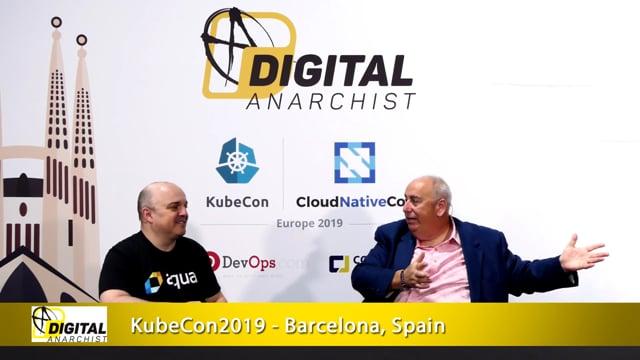 Rani Osnat, Aqua Security | KubeCon + CloudNativeCon Barcelona 2019