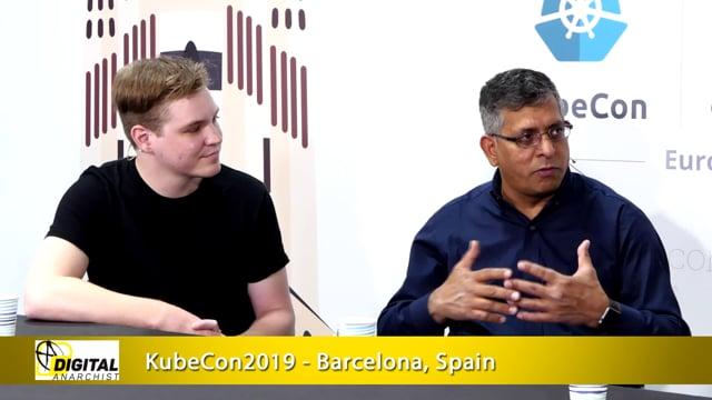 Ashish Kuthiala and Cullen Taylor, GitLab | KubeCon + CloudNativeCon Barcelona 2019