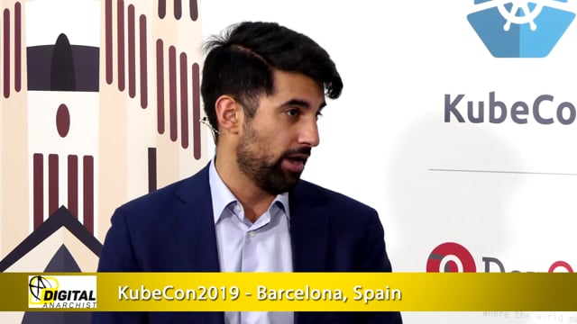 Marco Palladino, Kong Inc | KubeCon + CloudNativeCon Barcelona 2019