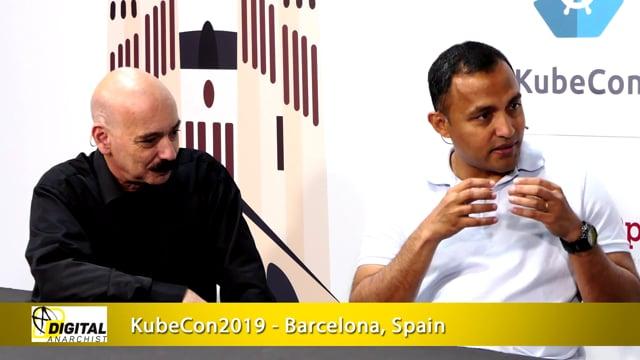 Nir Peleg and Jacob Cherian, Reduxio | KubeCon + CloudNativeCon Barcelona 2019