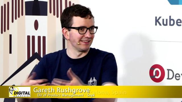 Gareth Rushgrove, Snyk | KubeCon + CloudNativeCon Barcelona 2019