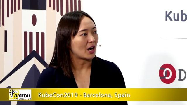 Cheryl Hung, CNCF | KubeCon + CloudNativeCon Barcelona 2019