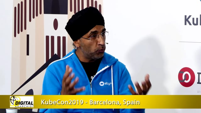 Bill Mann , Styra | KubeCon + CloudNativeCon Barcelona 2019