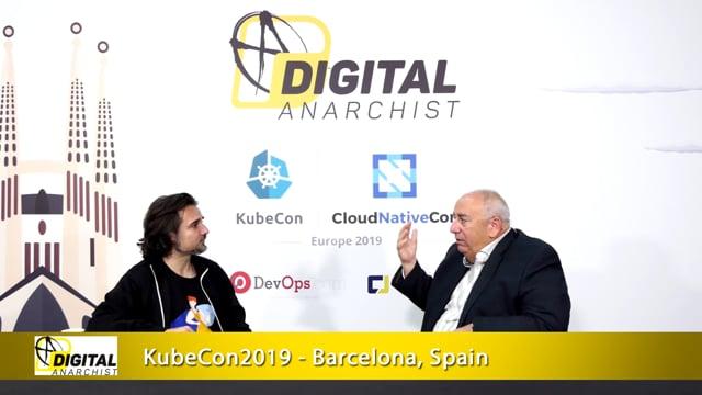 Gadi Naor, Alcide | KubeCon + CloudNativeCon Barcelona 2019