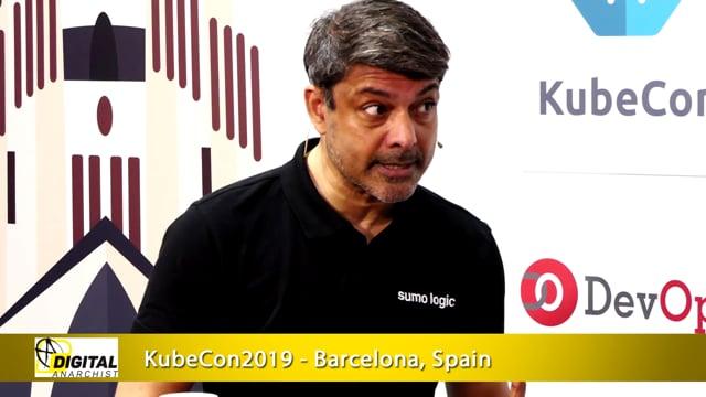 Colin Fernandes, Sumo Logic | KubeCon + CloudNativeCon Barcelona 2019