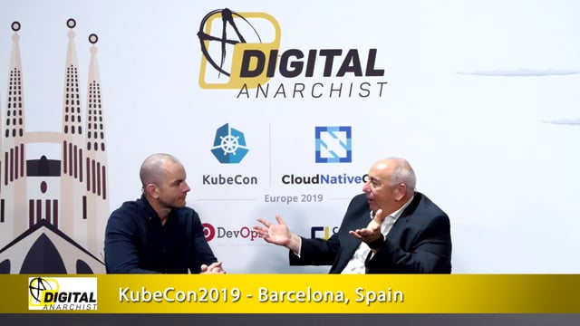 Rob Zuber, CircleCI | KubeCon + CloudNativeCon Barcelona 2019