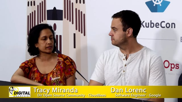 Tracy Miranda, Cloudbees and Dan Lorenc, Google | KubeCon + CloudNativeCon Barcelona 2019