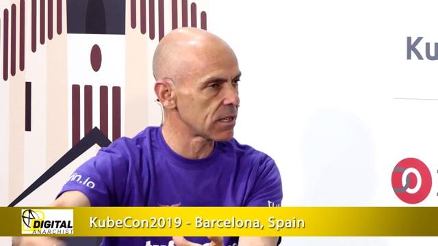 Reuven Harrison, Tufin | KubeCon + CloudNativeCon Barcelona 2019