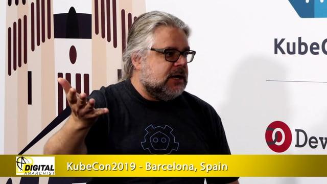 Josh Berkus, RedHat | KubeCon + CloudNativeCon Barcelona 2019