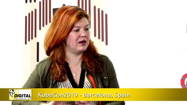 Heather Kirksey, The Linux Foundation | KubeCon + CloudNativeCon Barcelona 2019