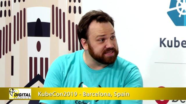Dan Garfield, Codefresh   KubeCon + CloudNativeCon Barcelona 2019