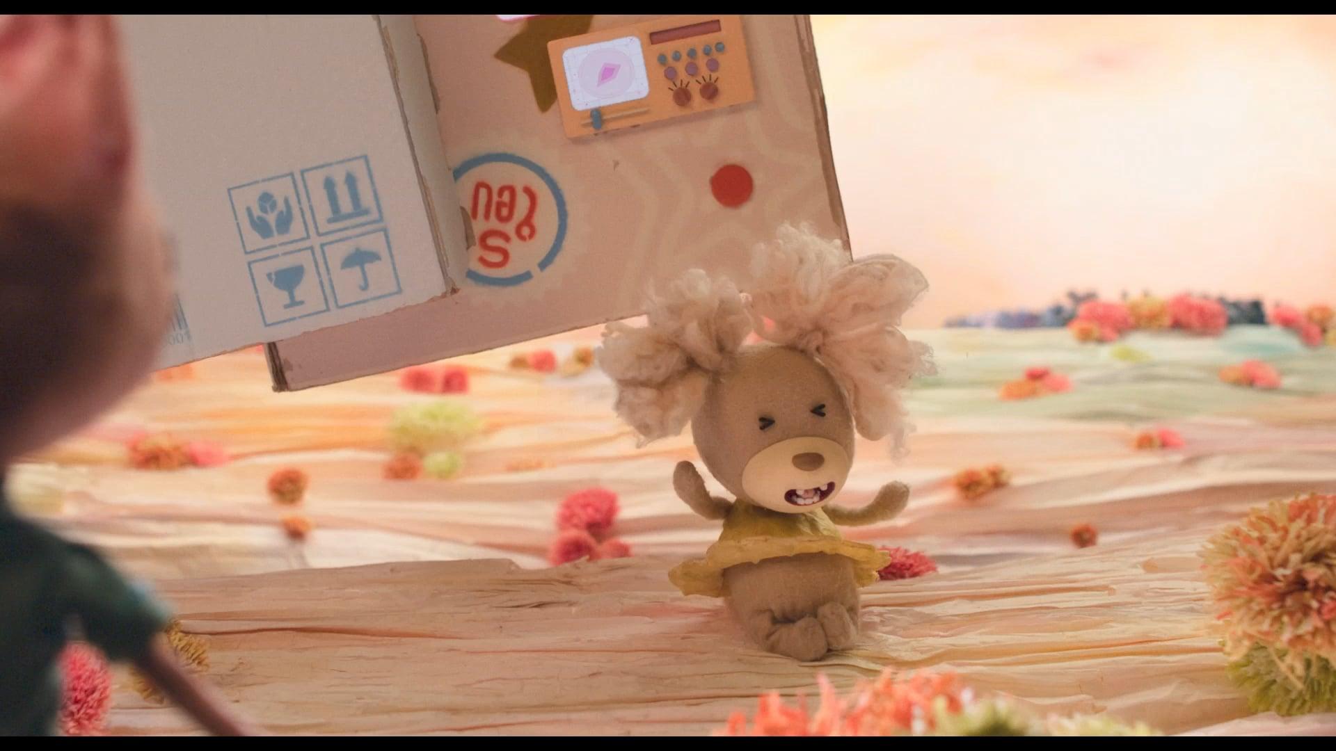Meow Or Never - animation, musical - trailer (dir. Neeraja Raj)