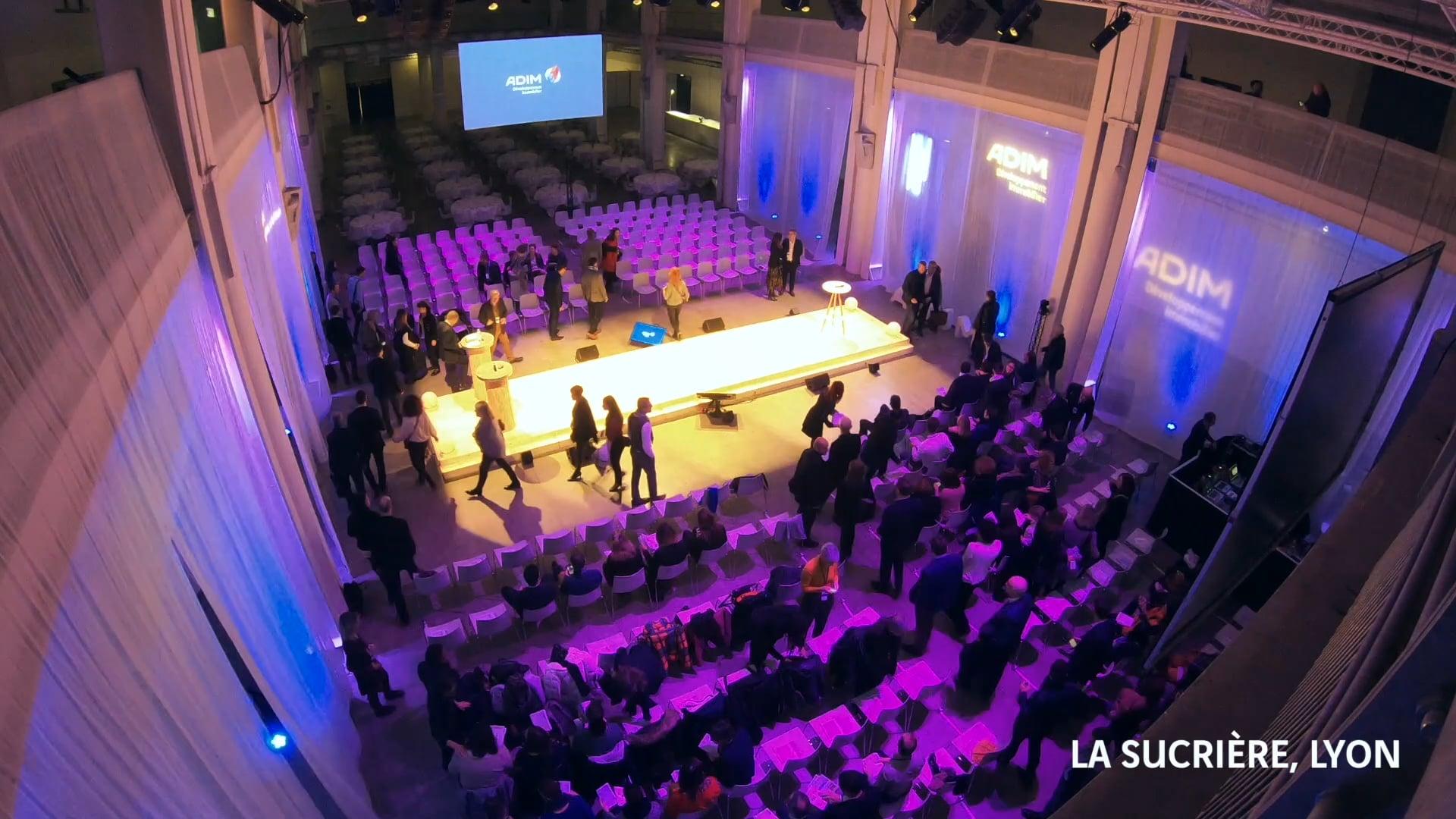 Convention ADIM, Développement immobilier à Lyon