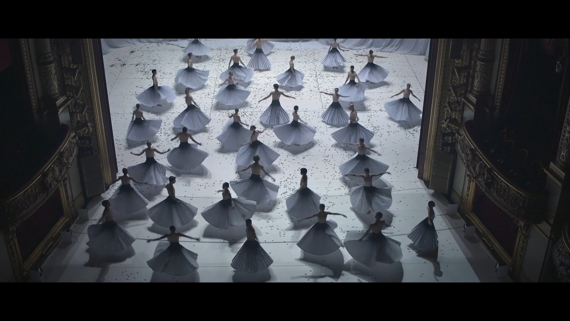 Eskapist - Alexander Ekman - Opéra Garnier