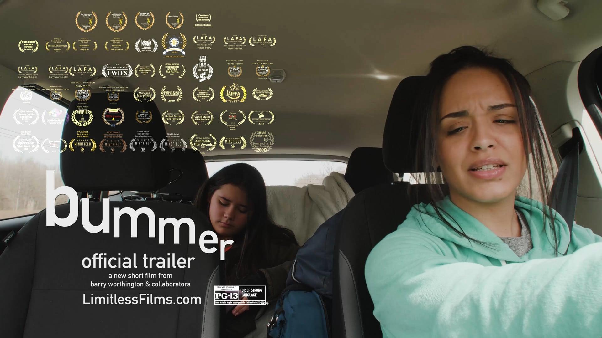 Bummer Official Trailer (Vimeo on Demand)
