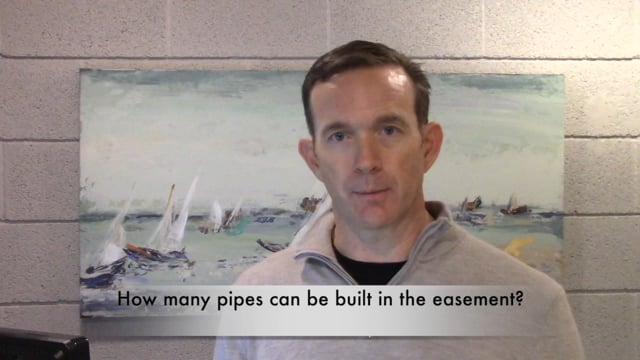 What's the Going Rate for a Pipeline Easement in Texas - Attorney Philip Hundl
