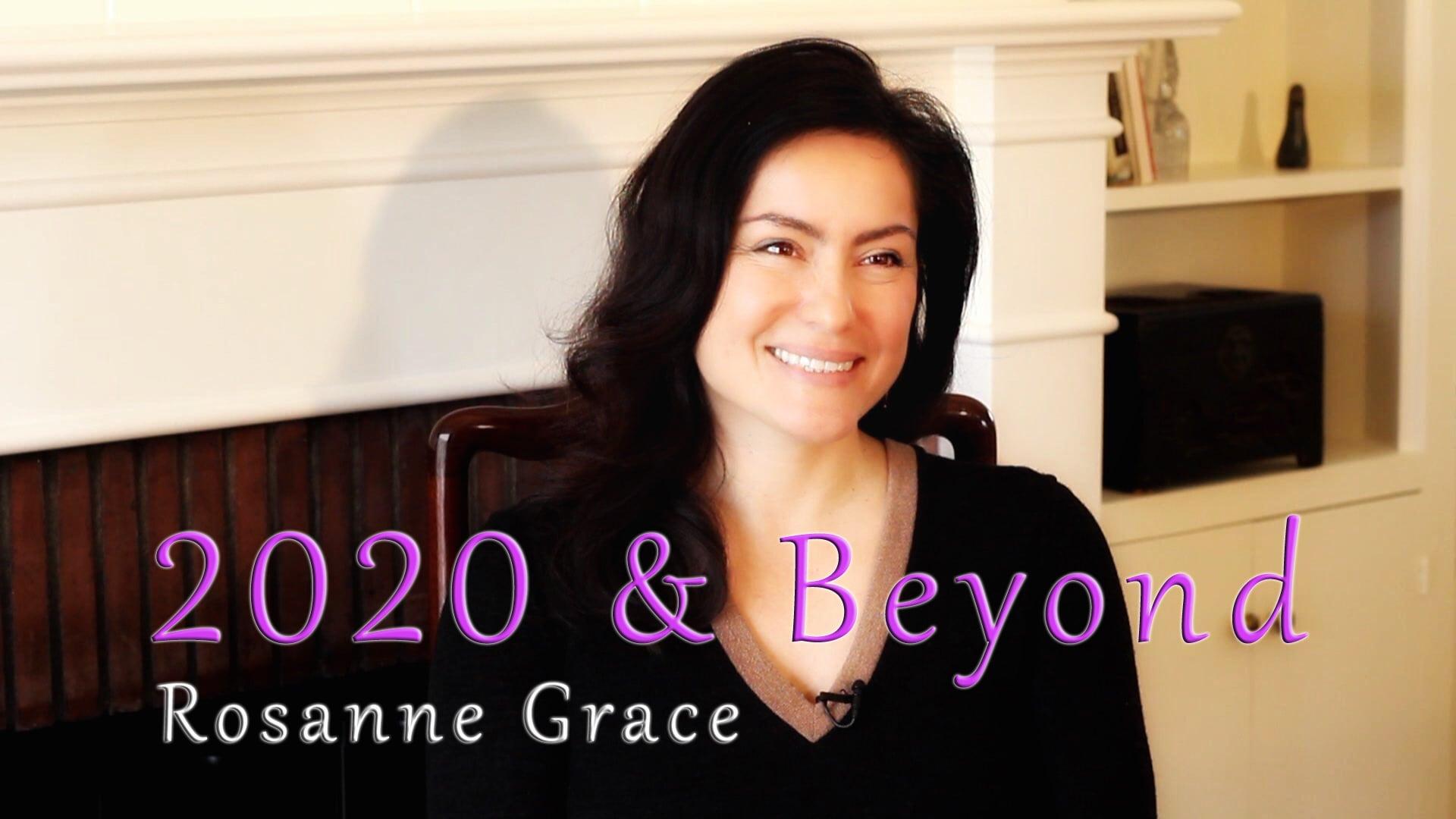 2020 and Beyond