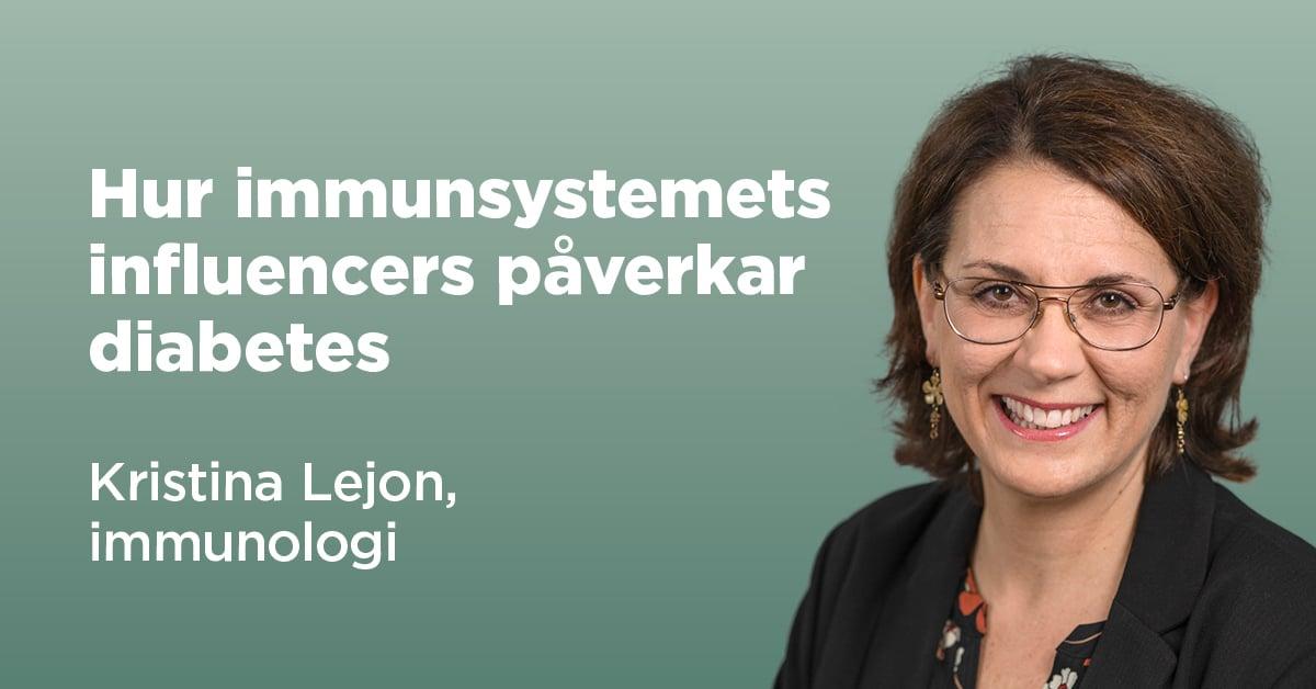 Film: Immunsystemets influencers påverkan på Typ 1 diabetes